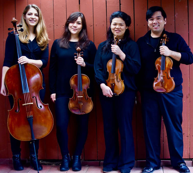 About Tower String Quartet