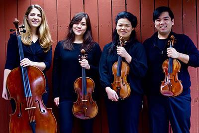 Jesu Joy of Mans Desiring Tower String Quartet