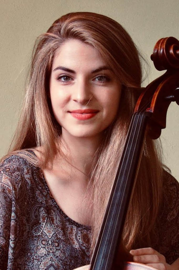 Natalie Hagwood Tower String Quartet