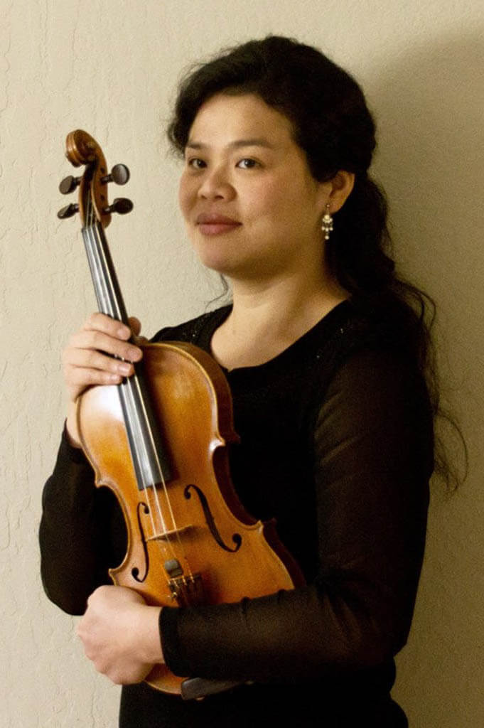 Pei Yun Lee Tower String Quartet