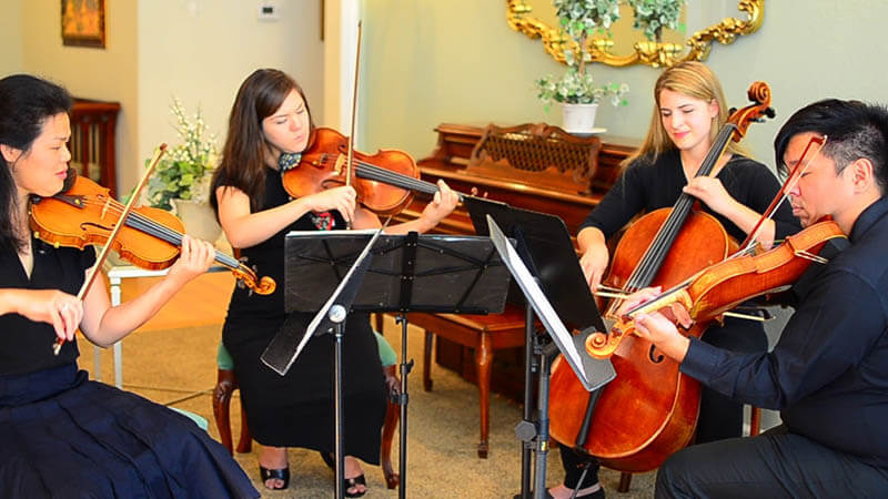 Tower String Quartet Weddings