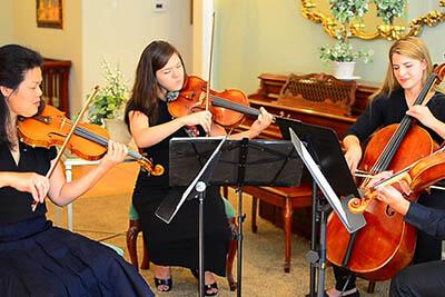 Viva la Vida Tower String Quartet